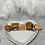 Thumbnail: Barrette GM chocolat -orange