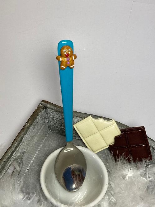 Petite cuillère Mr mini pain d épice