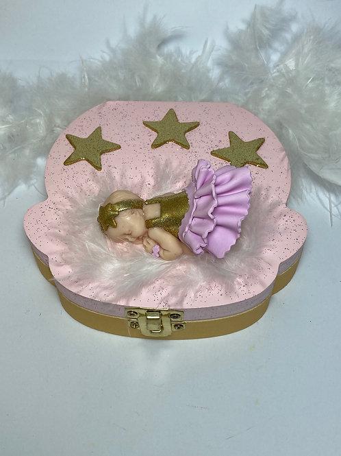 Boîte à dents «petite danseuse étoile»