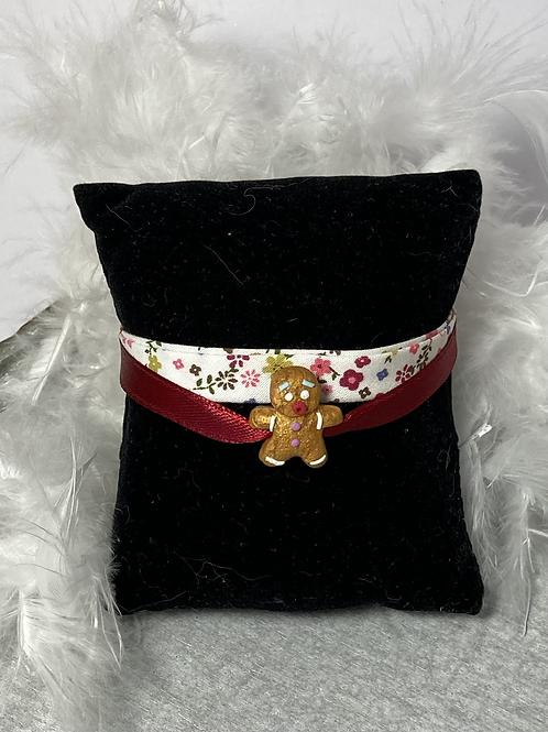 Bracelet  Mr mini pain d épice