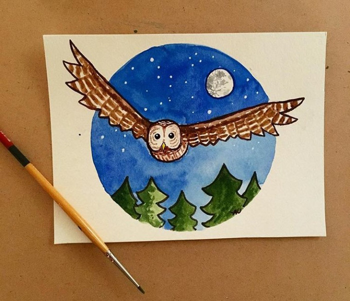 Owls and Asterisms