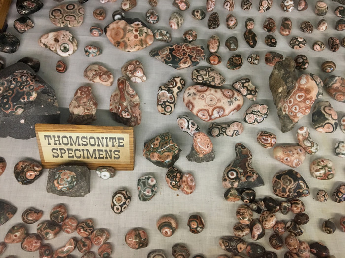 Superior Stones: Talkin' Thompsonite