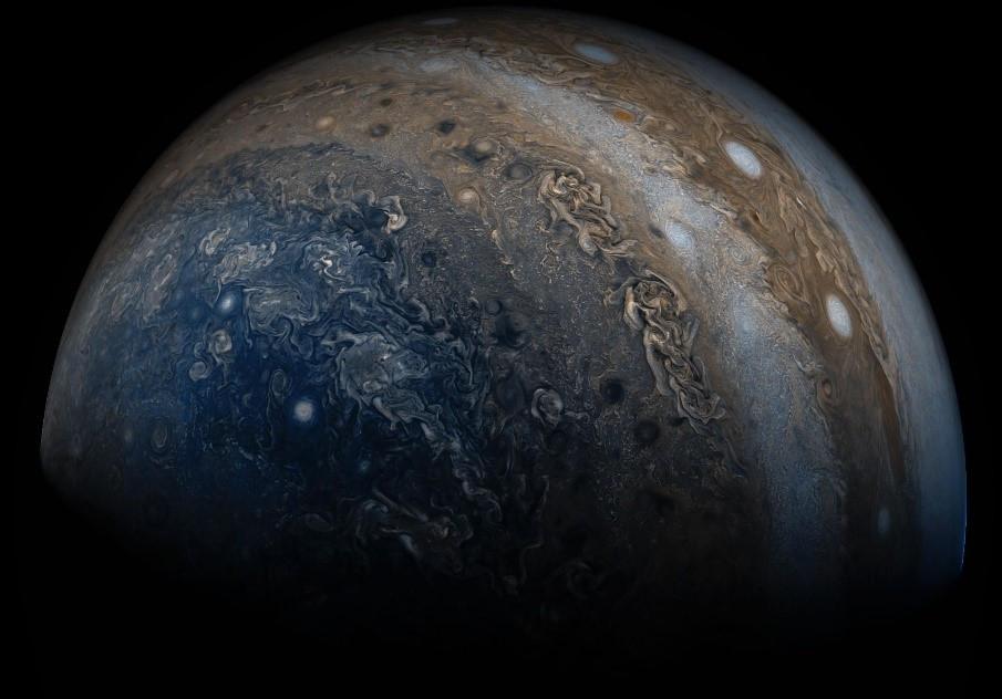 Figure 6: Jupiter, courtesy of NASA.