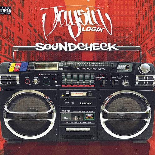 JaySin Logik - Soundcheck CD