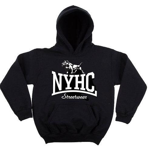 NYHC Streetwear Hoodie - Pitbull