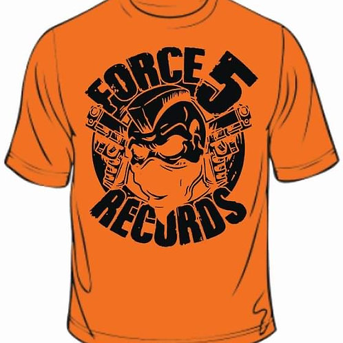 F5R -Halloween Shirt! (with FREE exclusive song)
