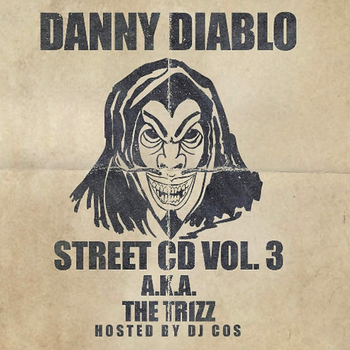 Danny Diablo - Street CD Vol. 3