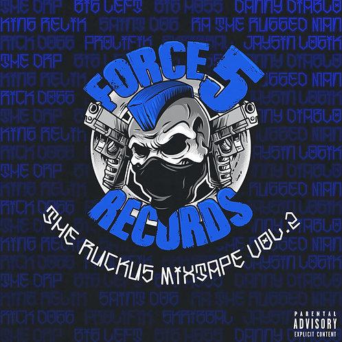 The Ruckus Mixtape Vol. 2 CD