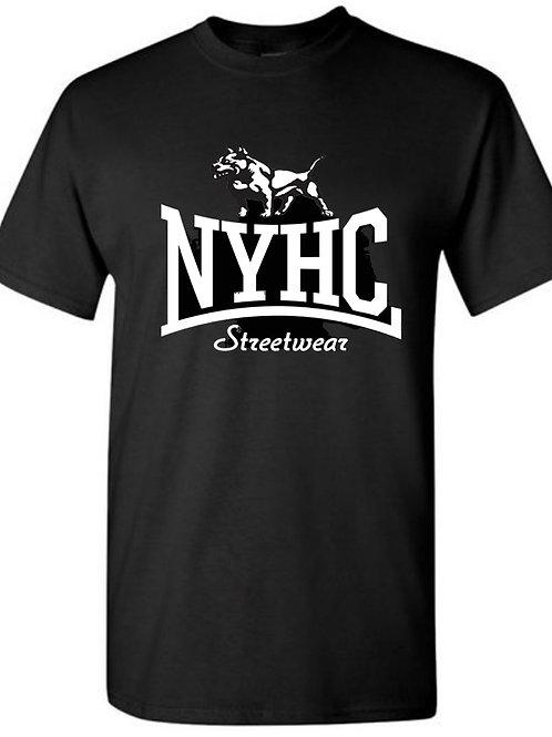 NYHC Streetwear - Pitbull t shirt (Black)