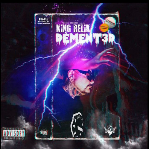 King Relik - DEMENT3D CD