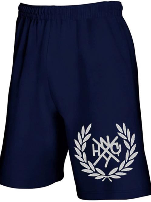 NYHC logo -Shorts (Blue Cove)