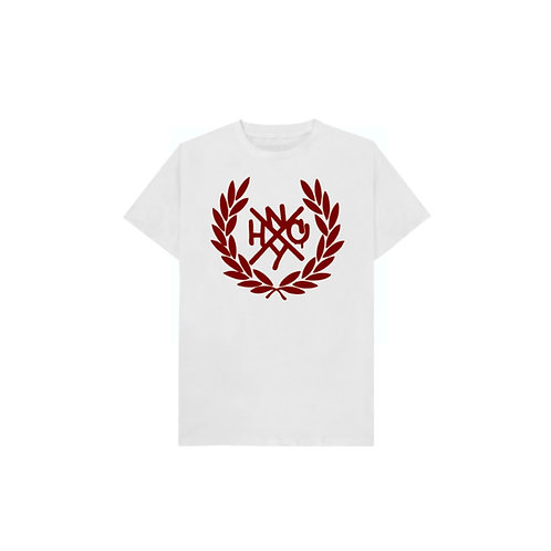 NYHC T-Shirt (White shirt/Red logo)