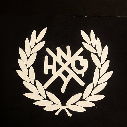 """NYHC 12"""" by 12"""" Patch"""