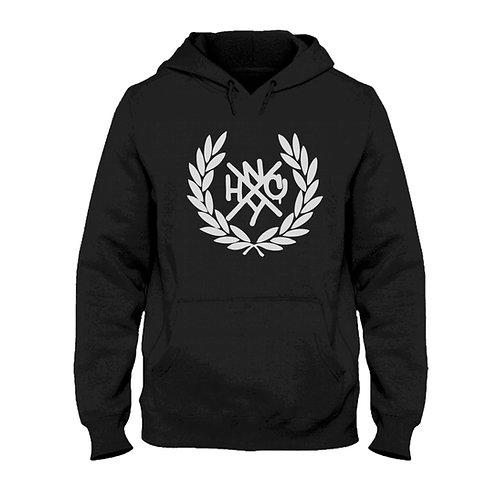 NYHC Logo-Black Pullover Hoodie