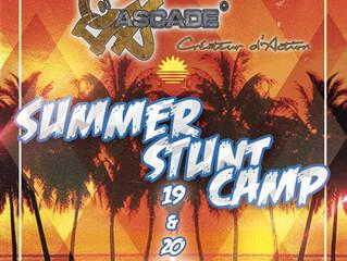 SUMMER STUNT CAMP - 19 ET 20 JUILLET 2017