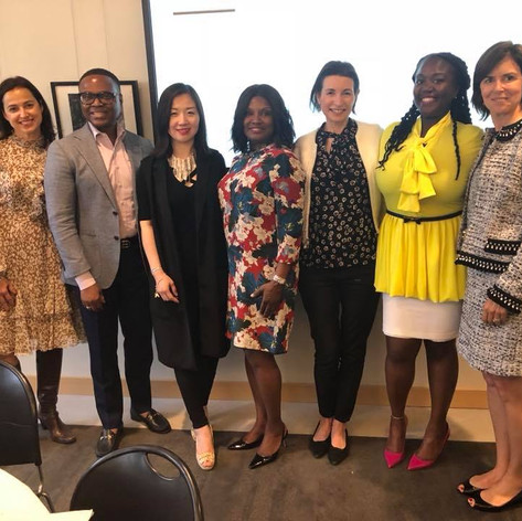 AICI NY Tri-State Chapter Induction