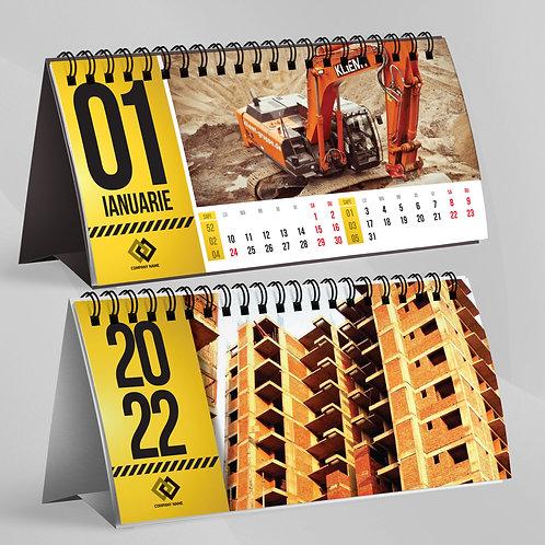 Calendar Under Construction - 15