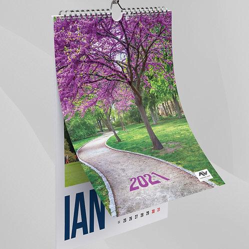 Calendar Parcuri - 70