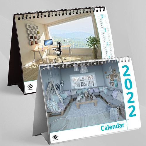 Calendar Design Interior - 39