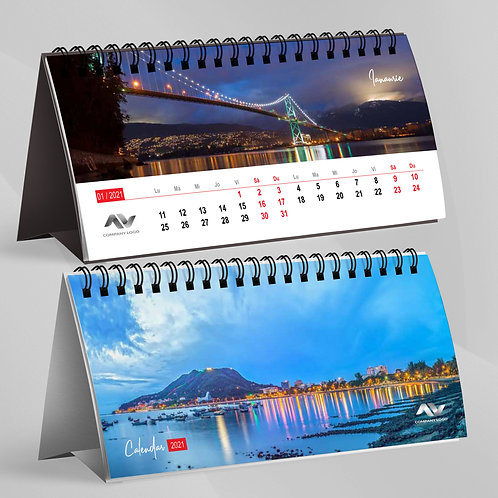 Calendar City Lights - 21