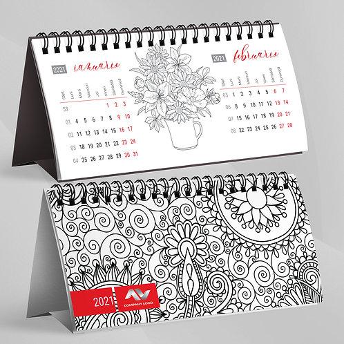 Calendar de Colorat - 28