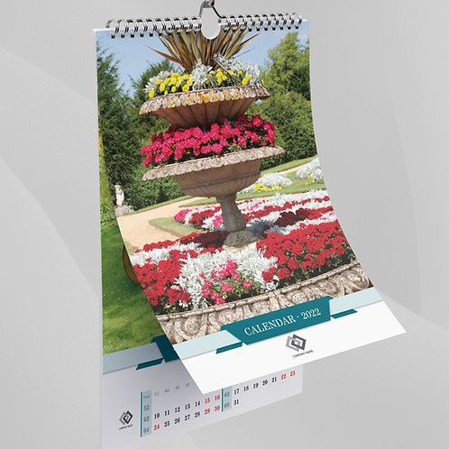 Calendar Gradini - 59
