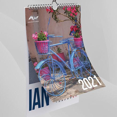 Calendar Biciclete - 84