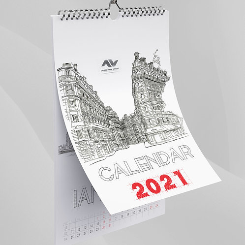 Calendar Arhitectura - 73