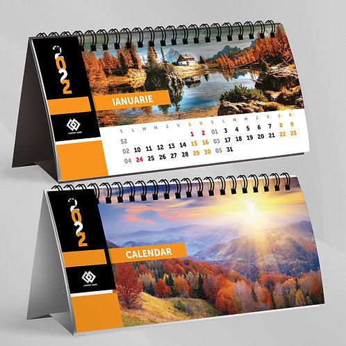 Calendar Orange - 13
