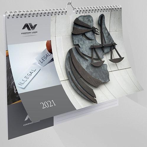 Calendar Avocati - 100