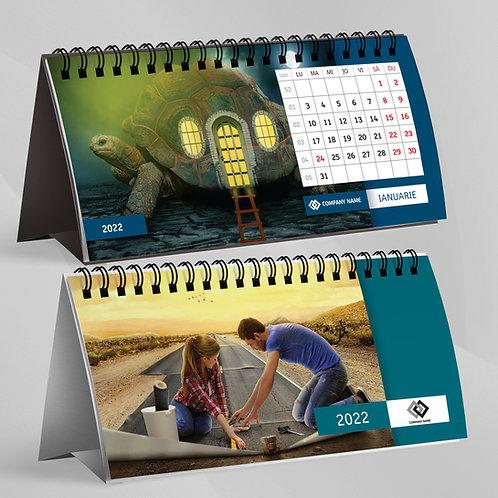 Calendar Iesit din Tipar - 10