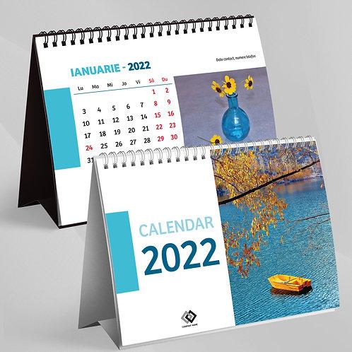 Calendar Triptic cu imagini - 43
