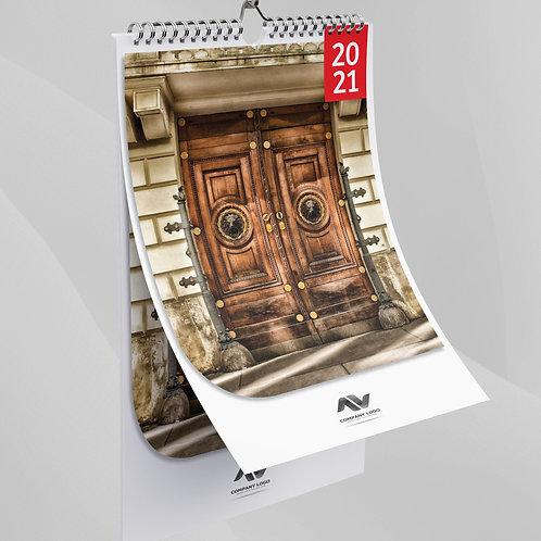 Calendar Porti - 83