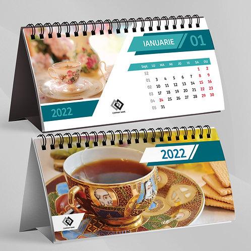 Calendar Ceai - 18