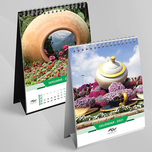 Calendar Gradini - 43