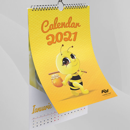 Calendar Miere - 89
