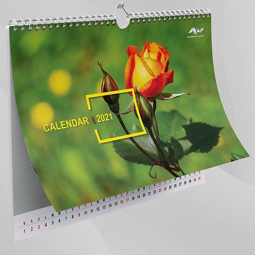 Calendar Trandafiri - 104