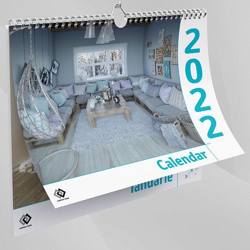 Calendar Design Interior - 79
