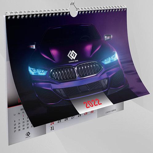 Calendar New Cars - 80