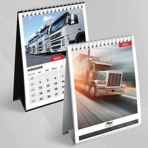 Calendar Camioane - 33