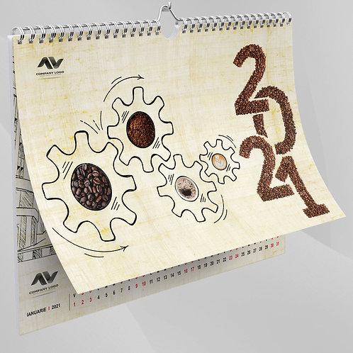 Calendar Cafea - 101