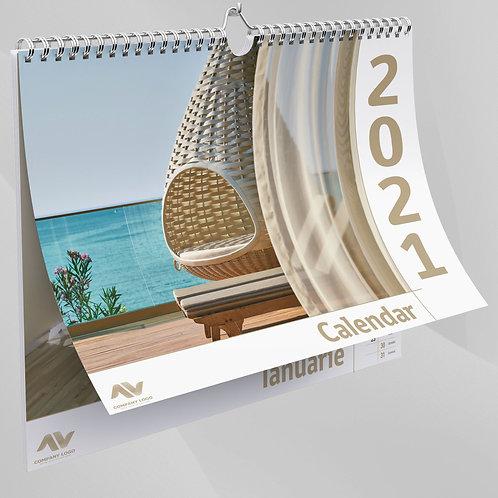Calendar Design Interior - 92