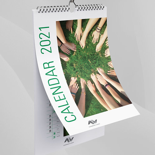 Calendar Verde - 77