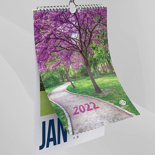 Calendar Parcuri - 60