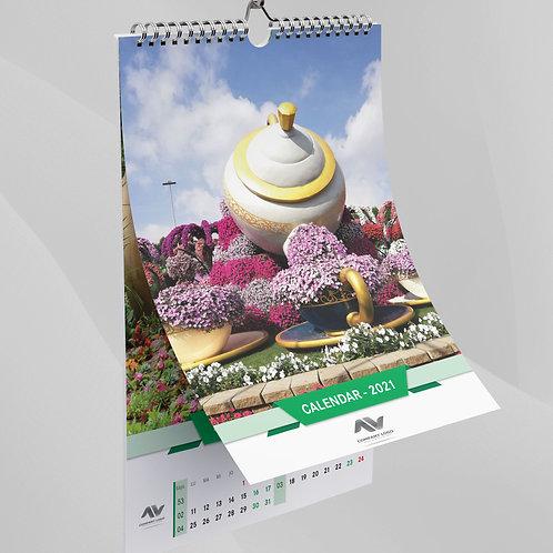 Calendar Gradini - 69