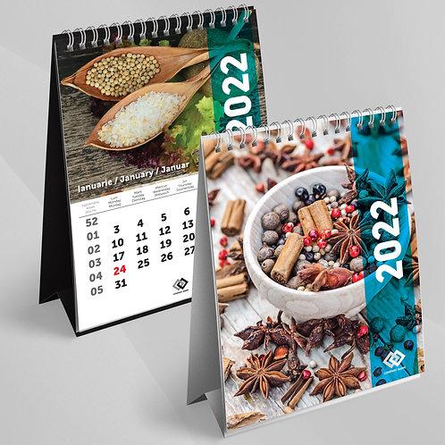 Calendar Condimente - 25