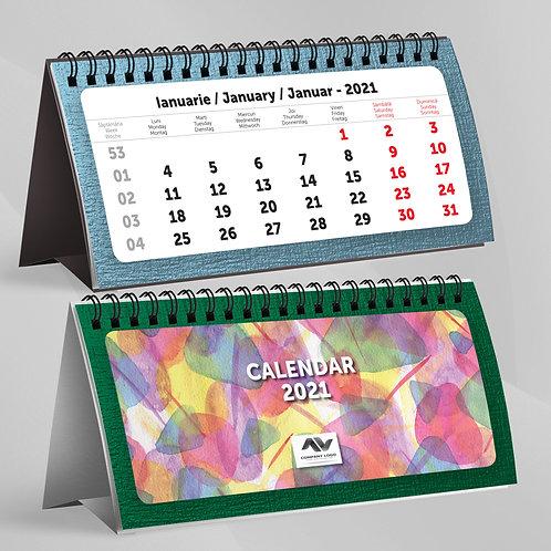 Calendar Fara Imagini - 24