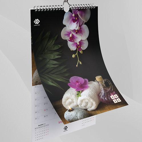 Calendar SPA Wellness - 75