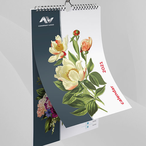 Calendar Flori - 88
