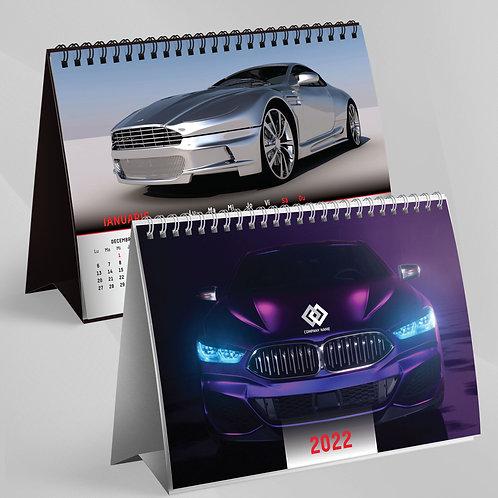 Calendar New Cars – 48